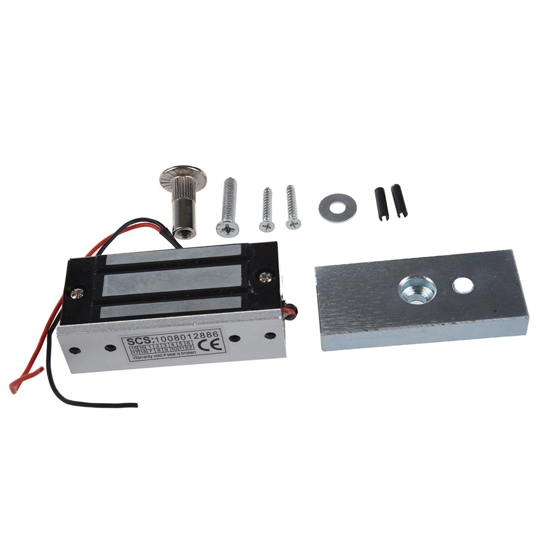 Kapı Erişim Kontrol Sistemi Için Mool 60kg 130 £ Tutan Güç, Elektrik,  Manyetik Kilit Başarısız Elektromıknatıs-güvenli Nc Modu Satılık! \  Dancerbazaar.com
